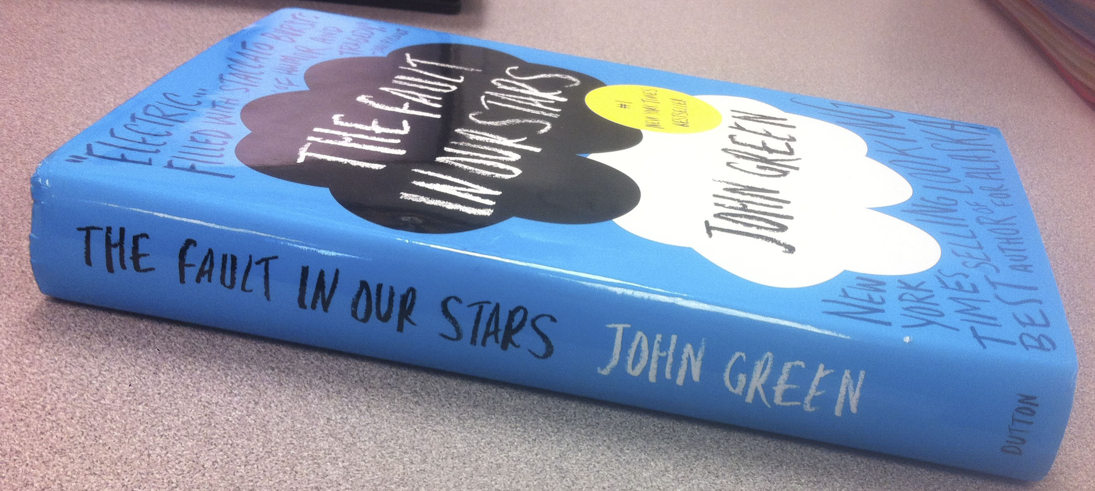 the fault in our stars book review - kennedy