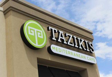 Taziki's Mediterranean Café (Restaurant Review)