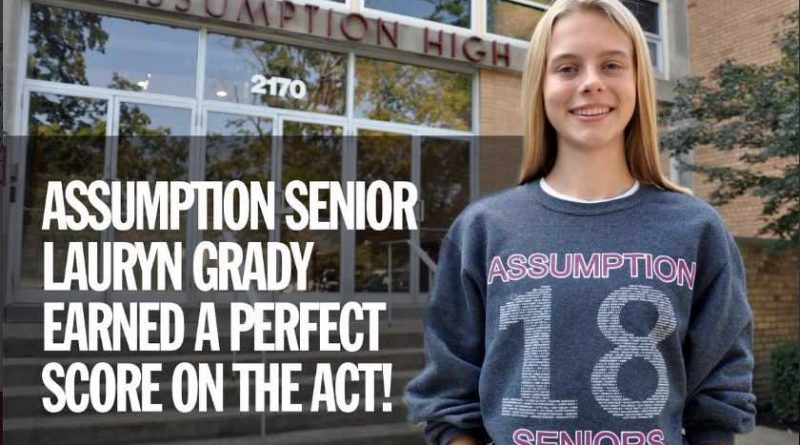 Practice Makes Perfect: Lauryn Grady's Perfect 36
