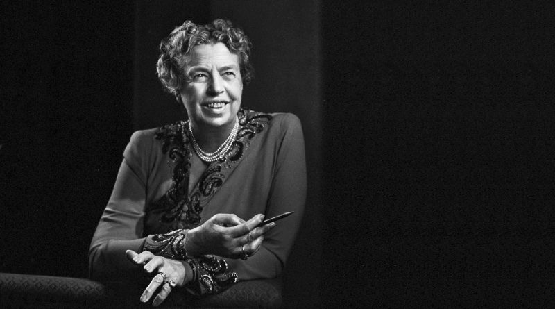 Female Friday: Eleanor Roosevelt