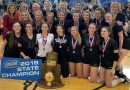 Rockets Volleyball: State Champions Once Again