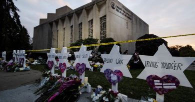 America's Latest Heartbreak: Pittsburgh Picks Up The Pieces