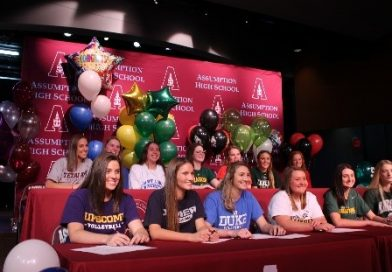 Athletic Signing 2018
